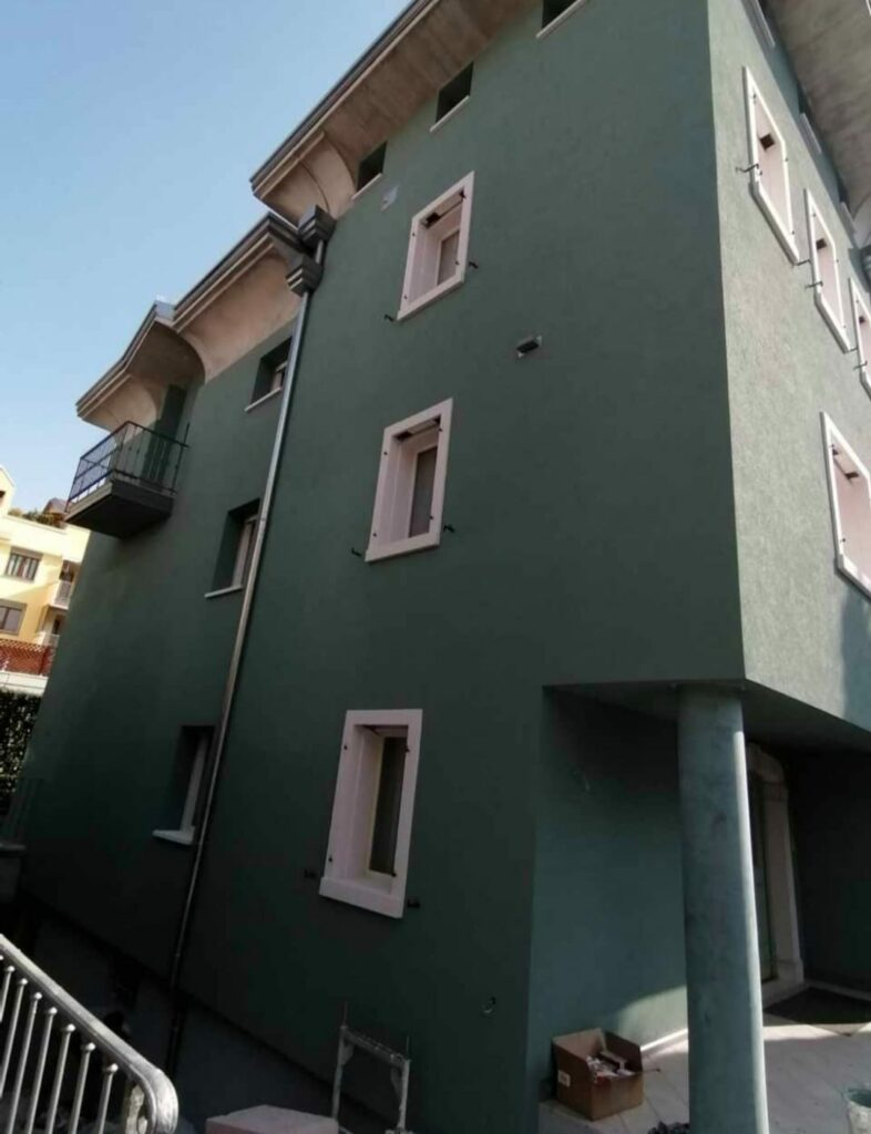 Condominio a Trento lavori di cappotto e pittura 13b2e167 8764 41dd 80b4 77f7bb2c8456